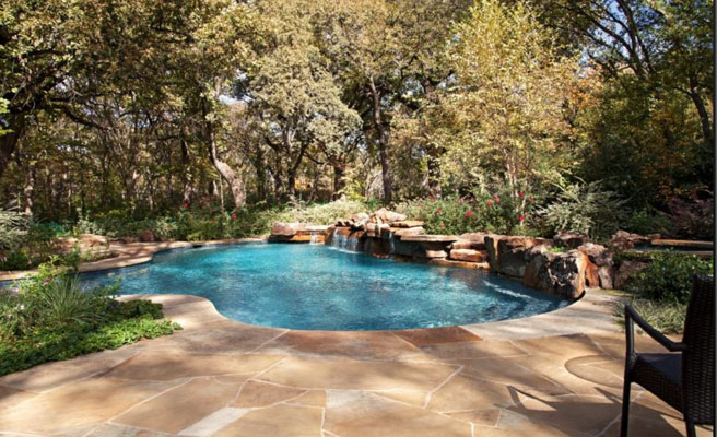 suburban oasis outdoor living landscape design landscaping